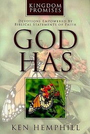 Cover of: God Has