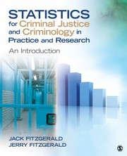 Cover of: Statistics For Criminal Justice And Criminology In Practice And Research An Introduction