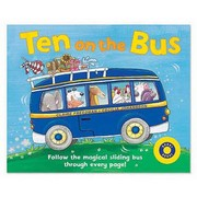 Cover of: Ten On The Bus