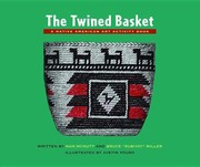 Cover of: The Twined Basket A Native American Art Activity Book Including A Teaching Guide