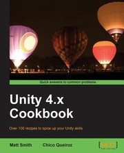 Cover of: Unity 4x Cookbook