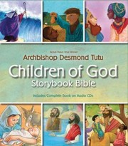 Cover of: Children Of God Storybook Bible Complete Book On Audio Cds