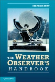 Cover of: The Weather Observers Handbook