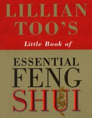 Cover of: Lillian Toos Little Book Of Essential Feng Shui