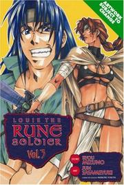 Cover of: Louie the Rune Soldier Volume 3 | Ryou Mizuno