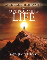 Cover of: The Overcoming Life Study Guide