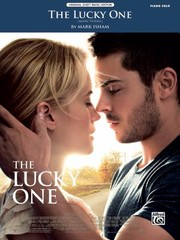 Cover of: The Lucky One Main Theme Piano Solo Sheet