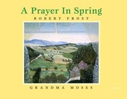 Cover of: A Prayer In Spring