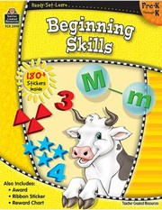 Cover of: Beginning Skills Prekk