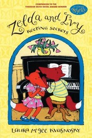 Cover of: Zelda And Ivy Keeping Secrets
