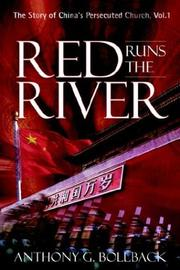 Cover of: Red Runs the River