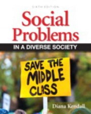 Cover of: Social Problems in a Diverse Society Plus New Mysoclab with Etext