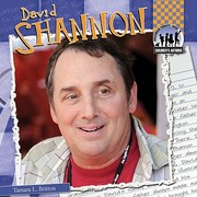 Cover of: David Shannon