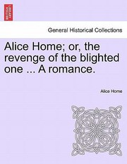 Cover of: Alice Home