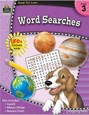 Cover of: Word Searches Grade 3