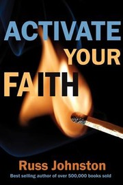 Cover of: Activate Your Faith