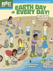 Cover of: Earth Day Is Every Day Activity Book