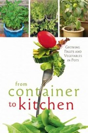 Cover of: From Container to Kitchen