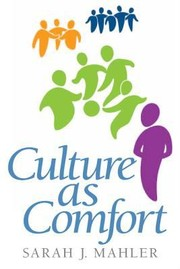 Cover of: Culture As Comfort Many Things You Know About Culture But Might Not Realize