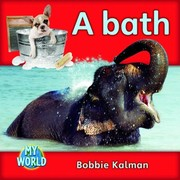 Cover of: A Bath