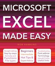 Cover of: Microsoft Excel Made Easy