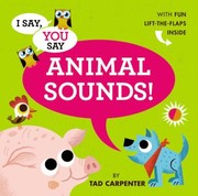 Cover of: Animal Sounds