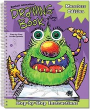 Cover of: Monsters Drawing Book