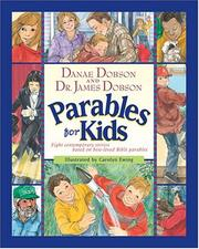 Cover of: Parables For Kids: Eight Comtemporary Stories Based on Best-Loved Bible Parables