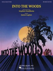 Cover of: Into The Woods Vocal Selections