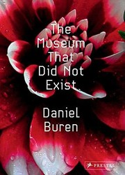 Cover of: The Museum That Did Not Exist