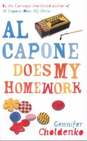 Cover of: Al Capone Does My Homework