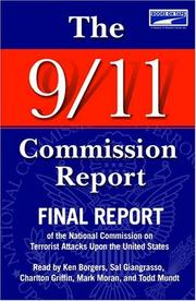 Cover of: The 9/11 Commission Report |