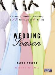 Cover of: Wedding Season |