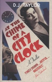 Cover of: At The Chime Of A City Clock