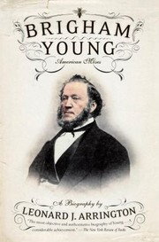 Cover of: Brigham Young American Moses