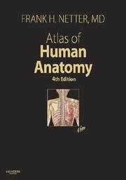 Cover of: Atlas of Human Anatomy, Professional Edition