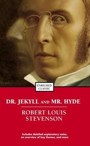 Cover of: Dr. Jekyll and Mr. Hyde (Enriched Classics) | Robert Louis Stevenson