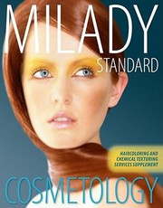 Cover of: Milady Standard Cosmetology Haircoloring And Chemical Texture Services