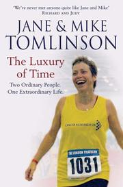 Cover of: The Luxury of Time