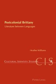 Cover of: Postcolonial Brittany Literature Between Languages