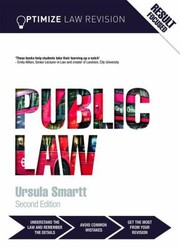 Cover of: Optimize Public Law