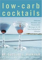 Cover of: Low-Carb Cocktails