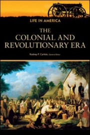 Cover of: The Colonial And Revolutionary Era