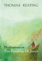 Cover of: Meditations On The Parables Of Jesus