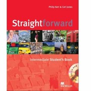 Cover of: Straightforward Intermediate