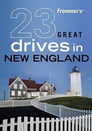 Cover of: 23 Great Drives In New England