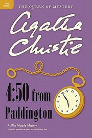 Cover of: 450 From Paddington A Miss Marple Mystery