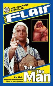 Cover of: To Be the Man (WWE)