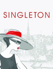 Cover of: Accidental Singleton The Art Of Being Single In Midlife