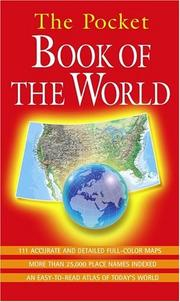 Cover of: The Pocket Book of the World (Reference Atlas) | Andrew Morton